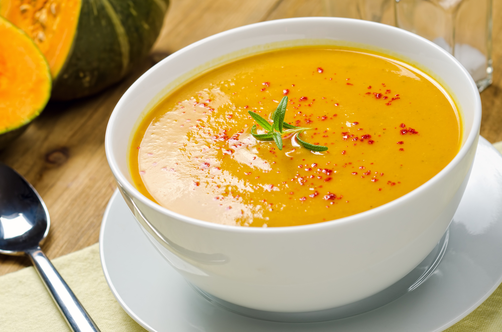 hearty soups for autumn