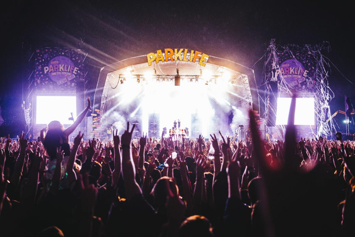 Parklife Stage