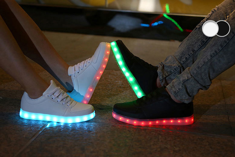 light up trainers 1990s shoes