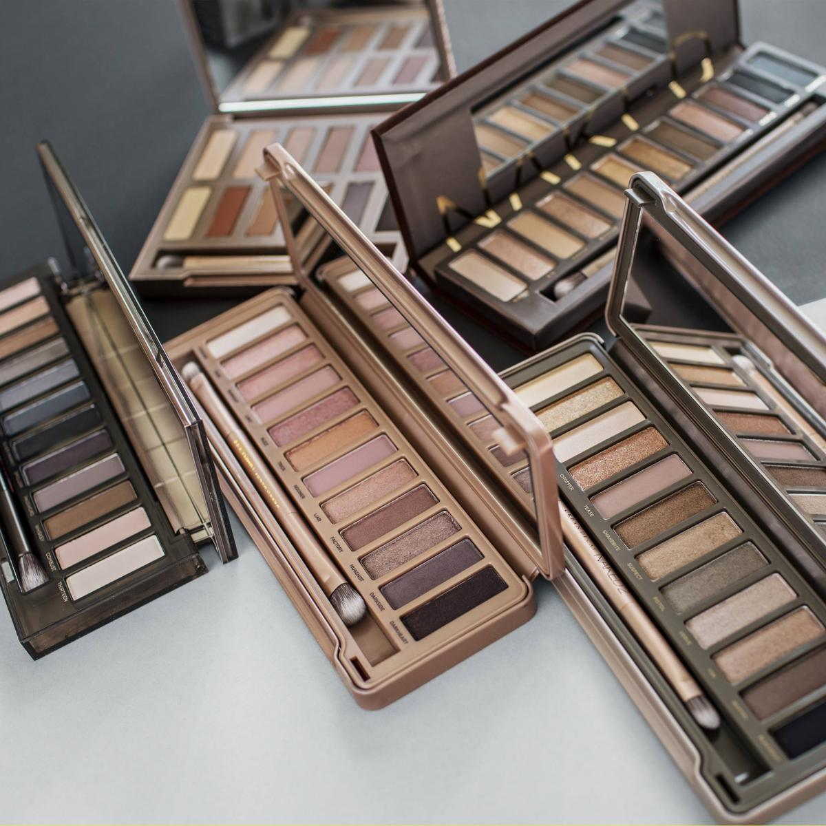 Urban decay naked cruelty free makeup