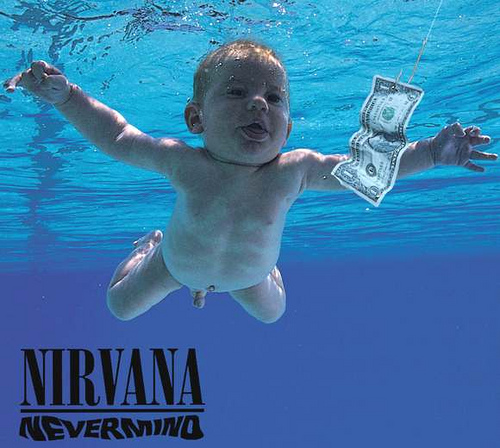 nirvana nevermind 1990s album