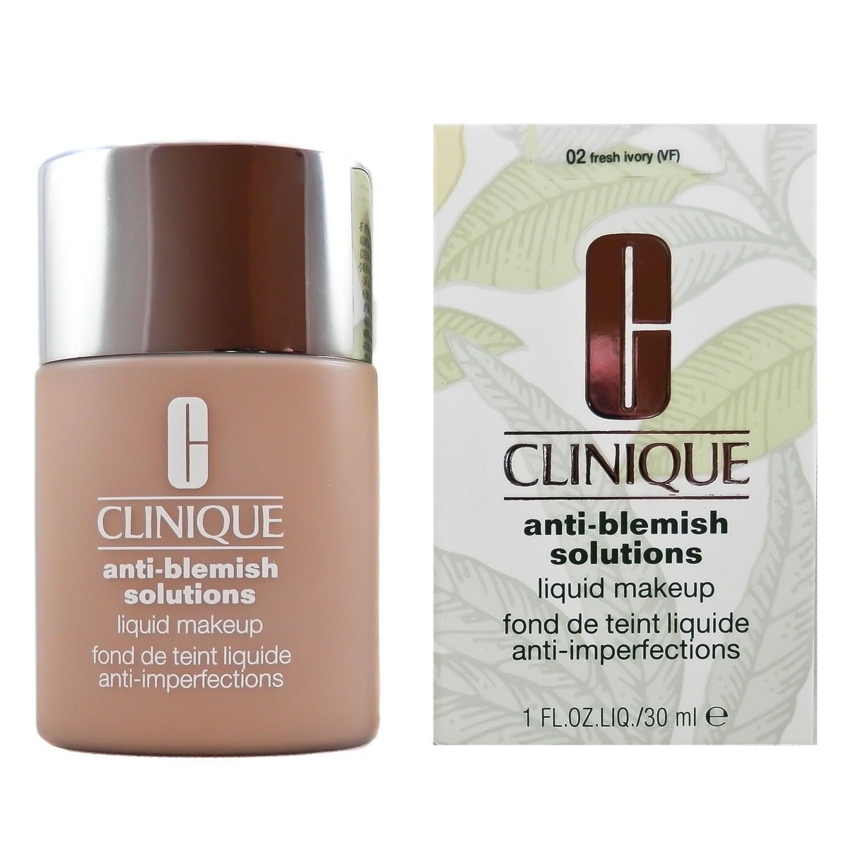Clinique Anti-Blemish Foundation