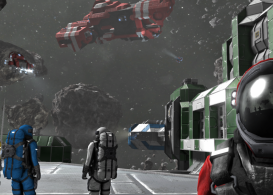 Space Engineers, video game, Matthew Gladstone, Kettle Mag