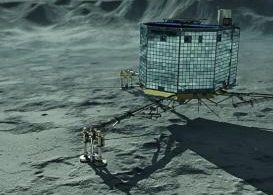 Philae, space, science, Lindsay Dodgson, Kettle Mag