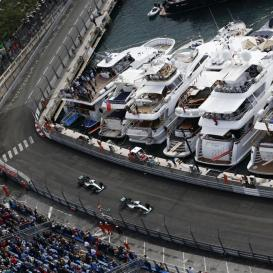 Mercedes in Monaco, Kettle Mag