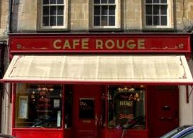 Cafe Rouge, Kettle Mag, Alex Goode