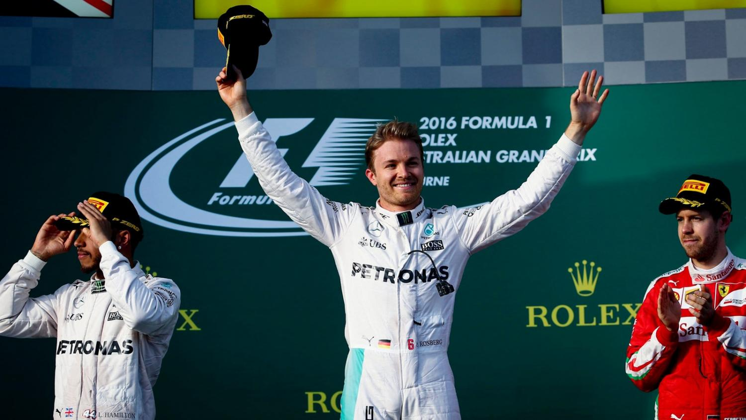 Nico Rosberg takes pole in Spain, Kettle Mag