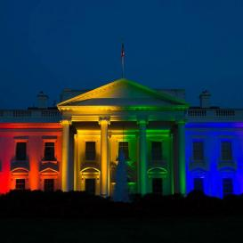 KettleMag, LGBT, White House, Pride, Rainbow