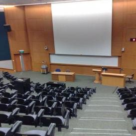 Lecture Theatre, Student Life, Mikaella King, KettleMag.