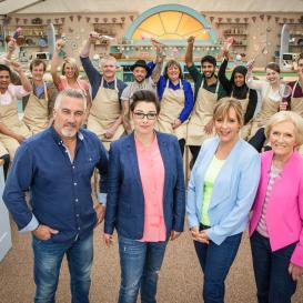 Great British Bake Off, television, media, Alex Veeneman, Kettle Mag