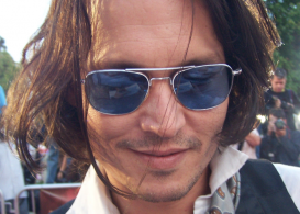 Johnny Depp, Kettle mag, kettlemag, Steph Riley
