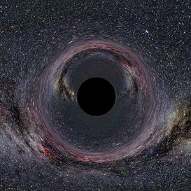 black hole, space, science, Einstein, general relativity, theory, Kettle Mag, Jordan Hindson