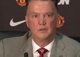 Louis Van Gaal continues to struggle at the helm
