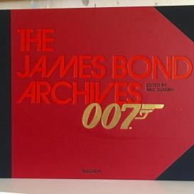 Review, The James Bond Archives, James Bond, books, kettle mag, andrew martin