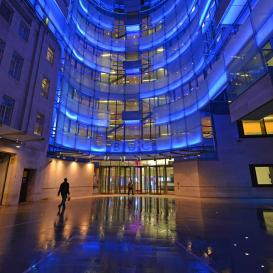 BBC, Broadcasting House, media, Joshua Aldwinckle-Povey, Kettle Mag