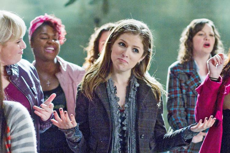 Pitch Perfect, Glee, Arts, Dance, Drama, Movie, Film, Reality, Musicals, Culture, Kettle Mag, Anaïs Ronchin
