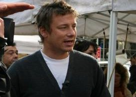 Jamie Oliver, cooking, chef, TV, Laura Hackshaw, Kettle Mag
