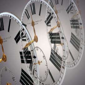 Clocks, time travel, KettleMag, Fiona Carty