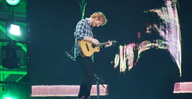 Ed Sheeran, music, culture, performance, Alex Veeneman, Kettle Mag