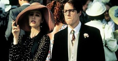Kettlemag, Film, Four Weddings and a Funeral, Richard Curtis, Alex Veeneman