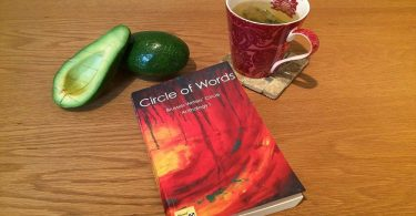 Circle of Words, Avocado, Review, Brussels Writers' Circle, Anthology, Books, Kettle Mag, Naomi Duffree