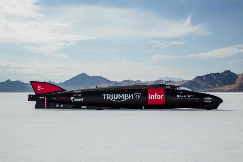 Triumph, Bonneville, race, motoring, Euan Antona, Kettle Mag