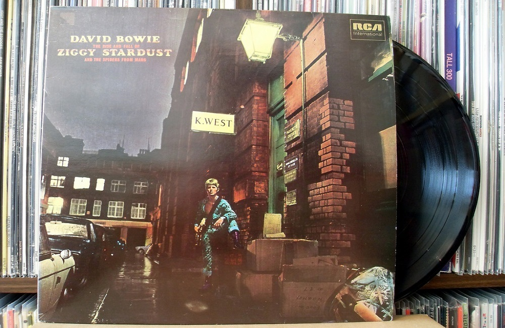 Ziggy Stardust, David Bowie, music, classic, Alex Ramsden, Kettle Mag