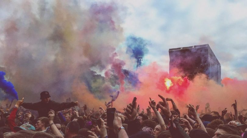Lauren Wise, Kettle Mag, Mud, Strongbow and Music: Remembering Leeds Fest 2016