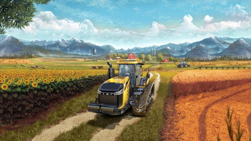 Farming Simulator 2017, Review, Farming, Gaming, Entertainment, Kettle Mag, Alex Jolly