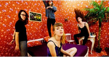 The Big Moon, Girl Band, Band, Music, Kettle Mag, Emily Chudy
