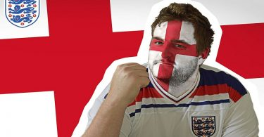 England, football, fan, sport, Alex Ramsden, Kettle Mag