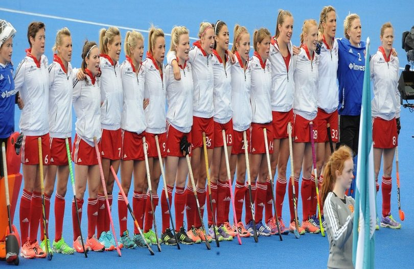 Team GB, women's hockey, 2016, Emily Baker, Kettle Mag