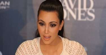 Kim Kardashian, celebrity, portrayal, Georgina Clissold, Kettle Mag