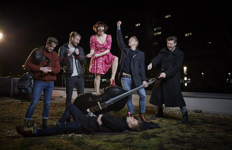 Skinny Lister, interview, music, Lorna Holland, Kettle Mag