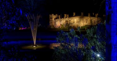 Spectacle of Light, Sudeley Castle, Dominic Meason, Review, Festival, Kettle Mag, Laura Brown