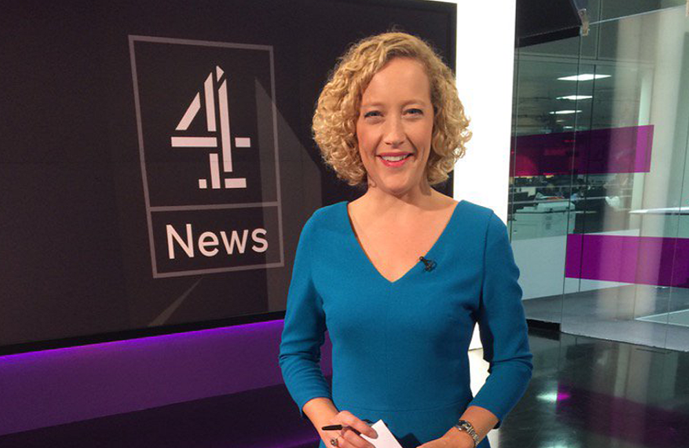 Cathy Newman, Channel 4 News, journalism, Alex Veeneman, Kettle Mag