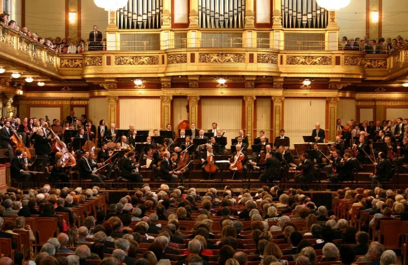 Vienna Philharmonic, performance, music, Alex Veeneman, Kettle Mag