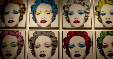 Madonna, pop art, Music, Women's History Month, Women, Kettle Mag, Tayler Finnegan