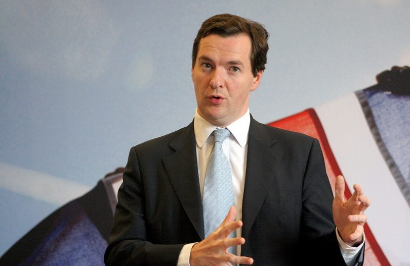 George Osborne, Evening Standard, journalism, Alex Veeneman, Kettle Mag