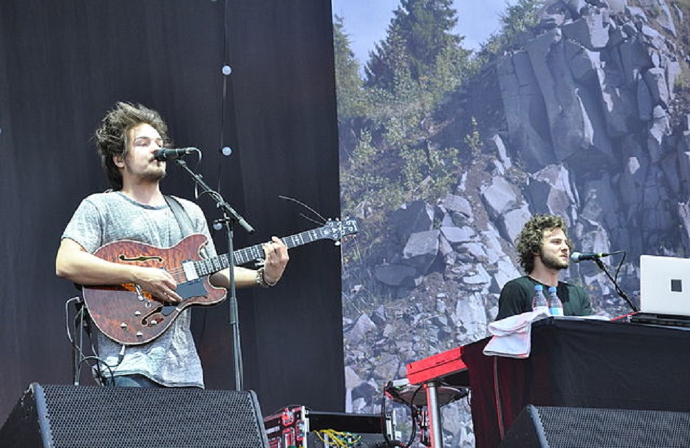Milky Chance, band, music, Chloe Burrell, Kettle Mag