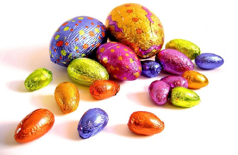 easter eggs, chocolate, health, Serena Reidy, Kettle Mag