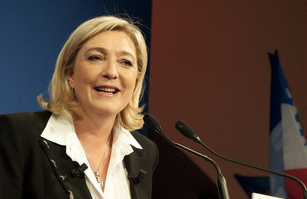 Marine Le Pen, France, world, politics, William Sancroft, Kettle Mag