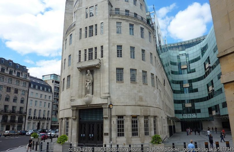 Broadcasting House, BBC, journalism, media, Alex Veeneman, Kettle Mag