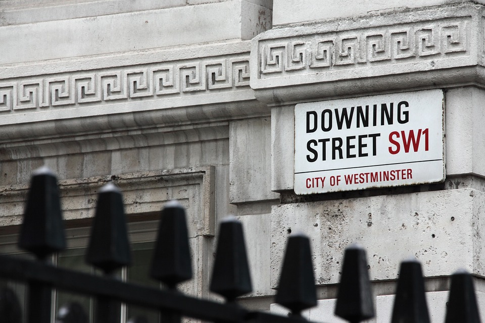 Downing Street, Britain, politics, Amy Taylor, Kettle Mag