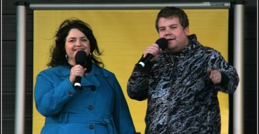 Ruth Jones, James Corden, Gavin and Stacey, Lauren Johnston, Kettle Mag