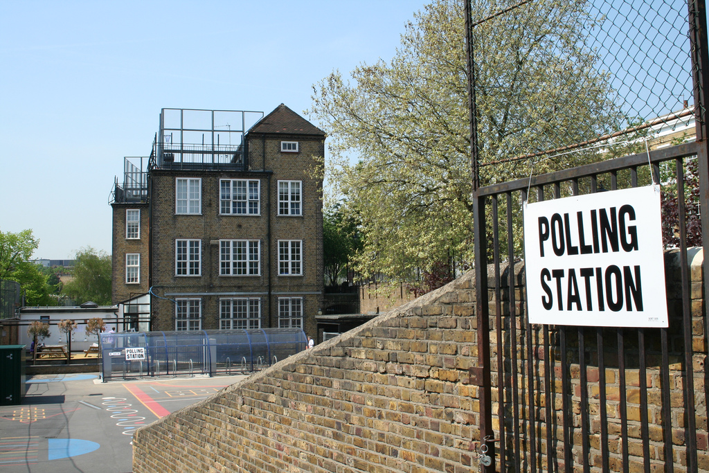polling station, kettle mag