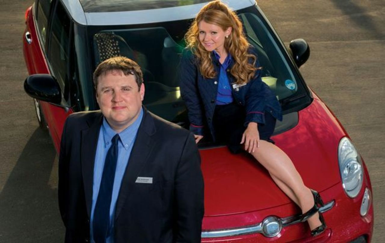 Peter Kay, Sian Gibson, BBC, Car Share,