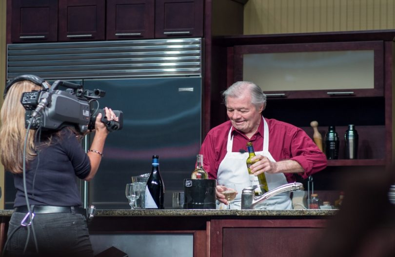 Jacques Pepin, chef, recipe, authenticity, Alex Veeneman, Kettle Mag