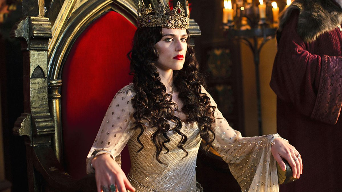 Katie McGrath as Morgana le Fey in BBC's 'Merlin'