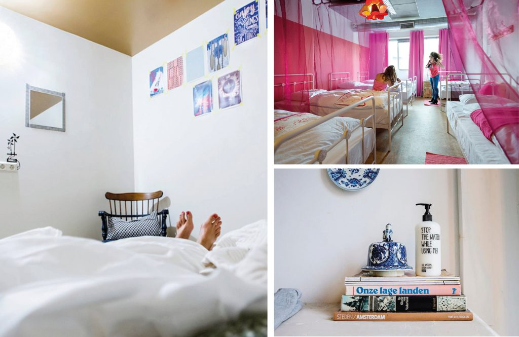 ecomama hostel amsterdam, kettle mag